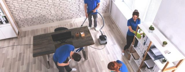 Choosing the Best Commercial Cleaning Company for Your Business